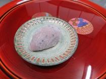 11月の和菓子「亥の子餅」