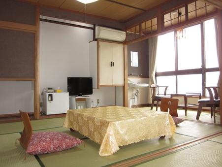 和室 素泊り 8〜12畳
