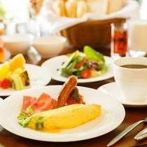 和洋朝食バイキング/一例/和食派の方にも。信州の新鮮食材が彩る、爽やかな朝をお過ごしください