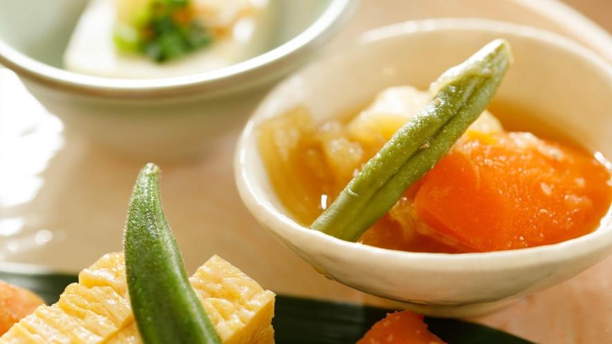 和洋朝食ブッフェ/一例