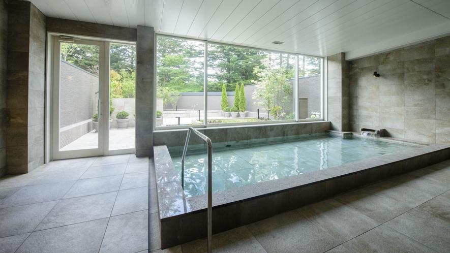 大浴場・露天風呂/「KOMOREBI」