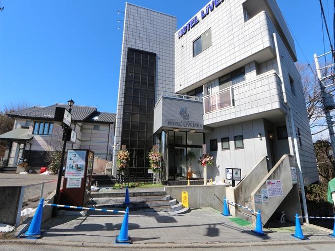 ◆ホテル外観②◆