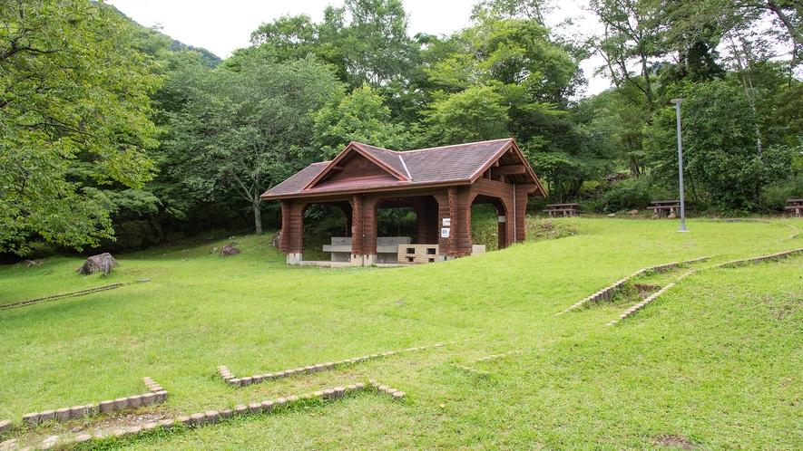 *【キャンプ場】敷地内にはキャンプ場も併設しています