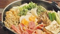 *【すき焼き(一例)】タレの美味しさギュッと染込み、ご飯もすすむ定番お鍋です♪
