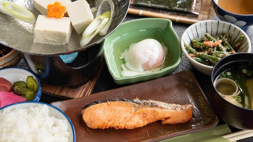 *【朝食一例】朝から栄養満点の和朝食