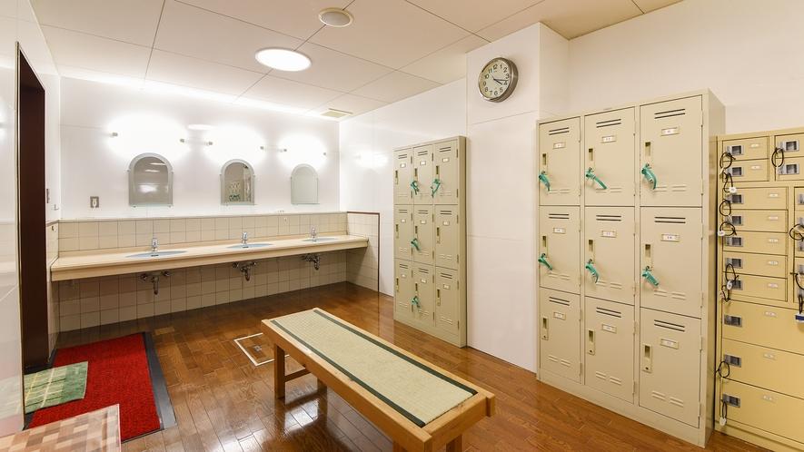 *【大浴場(男湯)】本館1階(本館予約に合わせて開放)