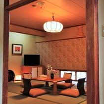 和室10畳(Wi-Fi利用可能です)