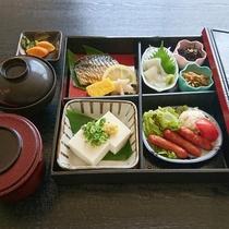 海陽亭和朝食