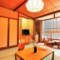 和室8畳 和の空間をお楽しみください