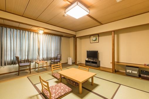 【禁煙】和室四人部屋(バス無し)(2−4))
