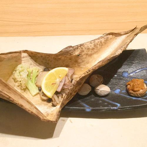 *【ご夕食】熊野のご当地ポーク・岩清水豚を美味しい食べ方で♪
