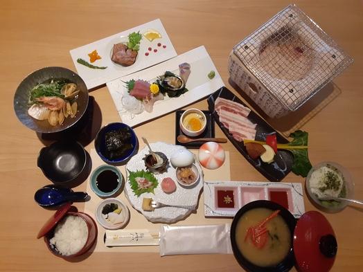 ☆期間限定☆【朝食・夕食付き】豪華☆熊野満喫プラン