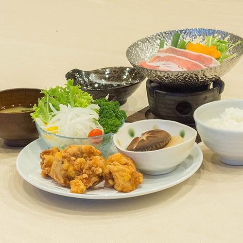 *【お料理】ロングステイ夕食☆