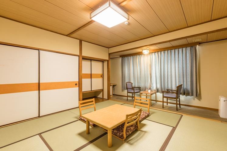 和室四人部屋(バス無し)