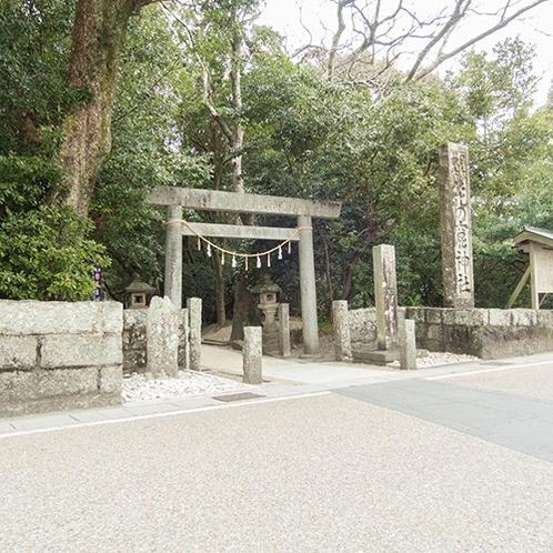 *【周辺】花の窟神社☆太古の自然崇拝の姿を今に残す日本最古の神社。