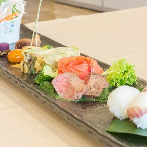 *【お料理】前菜の盛り合わせ