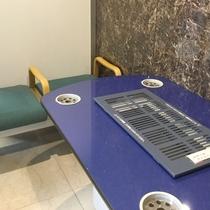 *【喫煙スペース】当館1階にご用意しております
