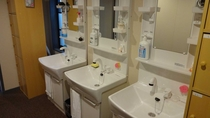 ・共同利用の洗面台