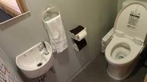 ・共同利用のトイレ(洗浄器付)