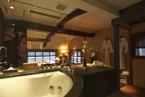 蘭の間 バスルーム