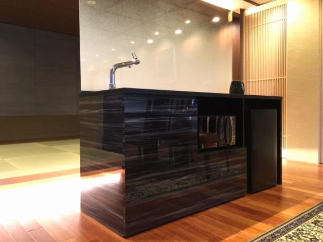 キッチンのお写真です。