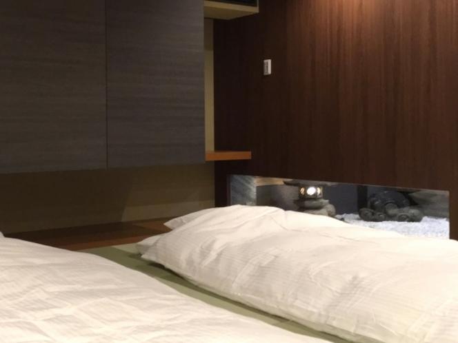 寝室のお写真です。