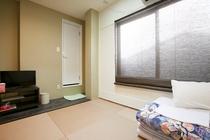 304号室 和室ツイン専用バスルーム