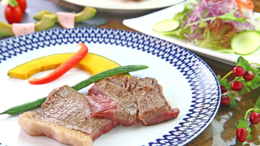 ◆甲州麦芽ビーフ◆旨味を味わうジューシな肉質が特徴!~グレードアップ~