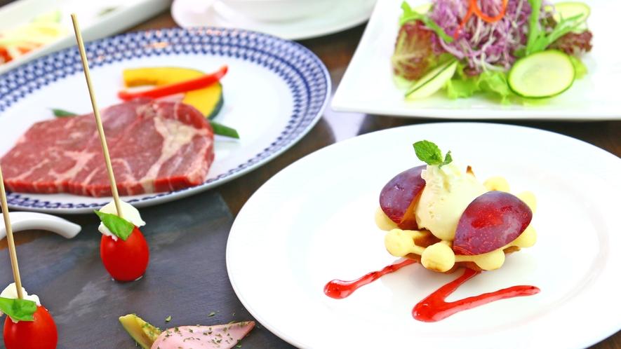 ◆ディナー◆オーナー手作り創作洋食