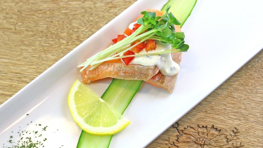 ◆本日の魚料理~おすすめのお魚をその時々の調理法で♪