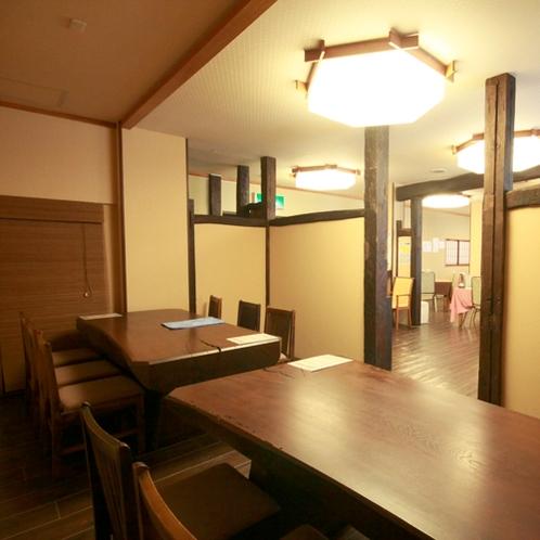 レストラン「DINING大杉」個室のお席