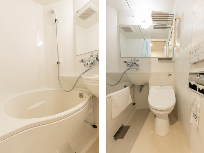 シングルルームデラックス バスルーム