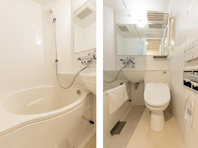 ツインルームデラックス バスルーム