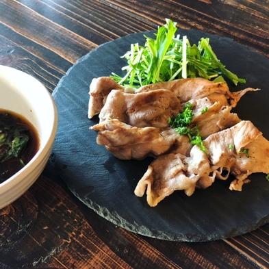 【食事付】一棟貸切★鹿児島産黒毛和牛と京都産地場野菜のフルコースディナープランBコース