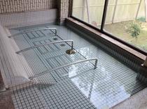 和風内風呂