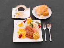 マリーナホテル海空 朝食