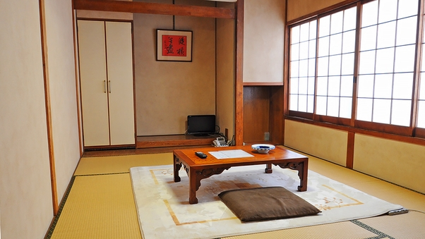 【禁煙】個室でゆったり和室6畳(鍵付き)