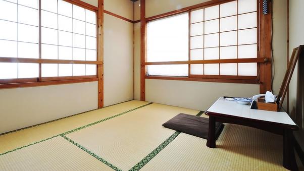 【禁煙】ほっと落ち着く和室4畳(鍵付き)