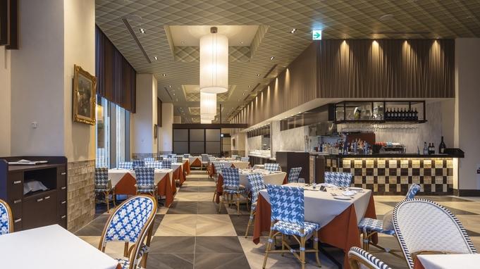 アルコバリーノコースディナー&ステイ<夕朝食付>ディナーはモントレ福岡の3F「サンミケーレ」にて