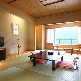 アップグレード 【禁煙】新館 和室 10畳