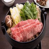 前沢牛のすき焼き(写真はイメージです)