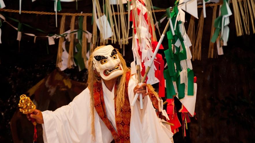 *【観光】伝統ある高千穂夜神楽(イメージ)