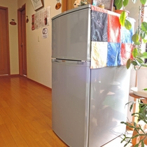共有の冷蔵庫