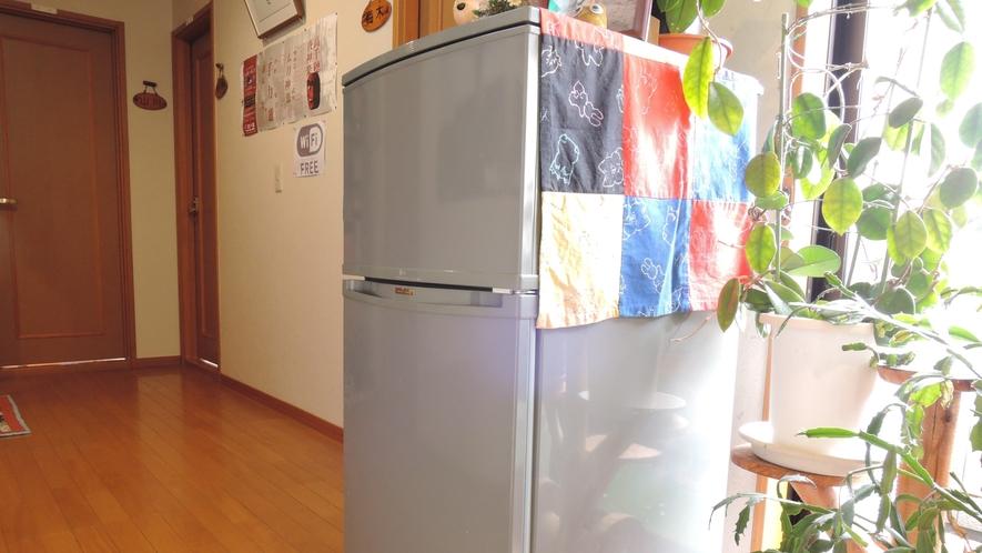 *共有の冷蔵庫