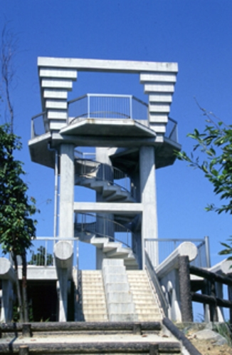 黒島海浜公園展望台