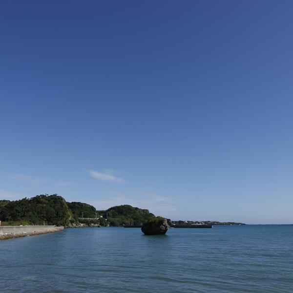 勝連城からの景色*