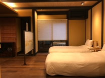 1階ベッド
