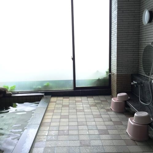 【大浴場】ここで汗をしっかり流してください