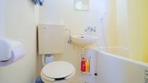 【洋室ツイン・シャワー・トイレ】清潔な空間です