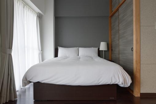 ダブルベッドルーム 1室限定☆ホテル唯一のダブルベッドルーム